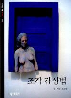 조각 감상법(빛깔있는 책들 271)