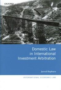 [해외]Domestic Law in International Investment Arbitration