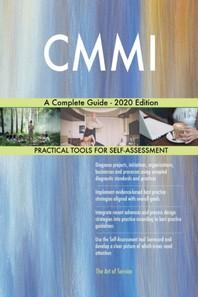 [해외]CMMI A Complete Guide - 2020 Edition