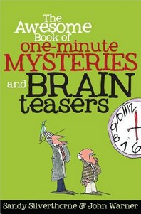 [해외]The Awesome Book of One-Minute Mysteries and Brain Teasers