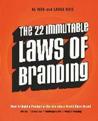 [해외]The 22 Immutable Laws of Branding (Paperback)