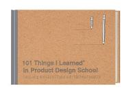 [해외]101 Things I Learned(r) in Product Design School