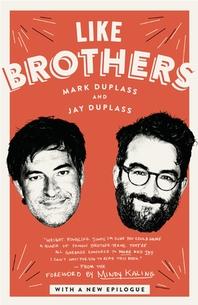 [해외]Like Brothers (Paperback)