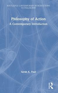 [해외]Philosophy of Action (Hardcover)