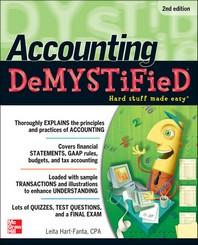 [해외]Accounting Demystified, 2nd Edition