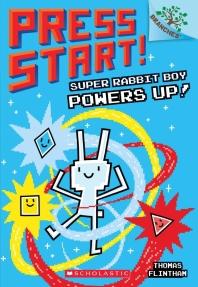 [해외]Super Rabbit Boy Powers Up!