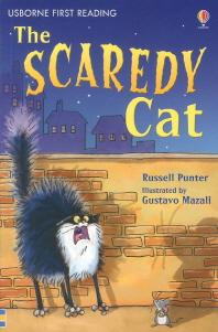 The Scaredy Cat(Usborne First Reading 20)