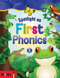 Spotlight on  First Phonics Set. 5
