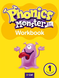 Phonics Monster. 1 : Single Letters(Workbook)(2판)