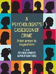 [해외]A Psychologist's Casebook of Crime (Hardcover)