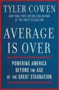 [해외]Average Is Over (Hardcover)