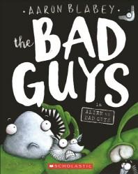 [해외]Bad Guys in Alien Vs Bad Guys (Prebound)