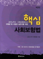 사회보험법(공인노무사 사회보험관리사)(2011)(핵심)(2판)