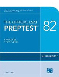 [해외]The Official LSAT Preptest 82