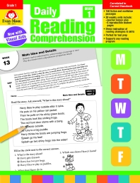 [해외]Daily Reading Comprehension, Grade 1