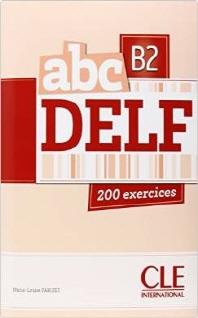 ABC Delf B2 Livre De L'Eleve + CD