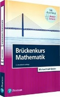 Brueckenkurs Mathematik mit eLearning MyLab