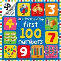 [해외]First 100 Numbers Lift-The-Flap