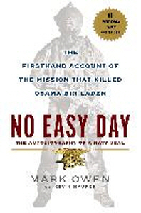 [해외]No Easy Day