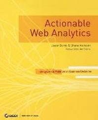 [보유]Actionable Web Analytics