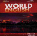 WORLD ENGLISH. 1(CLASSROOM AUDIO CD)(CD)