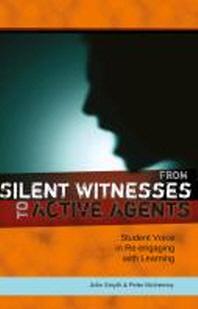 [해외]From Silent Witnesses to Active Agents (Hardcover)