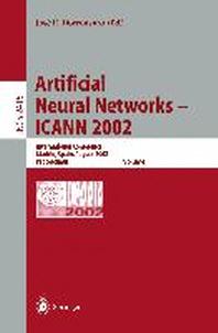 Artificial Neural Networks -- Icann 2002