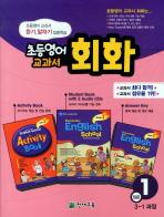 초등영어 교과서 회화 입문1(3-1과정)(2018) (CD 2장 포함)