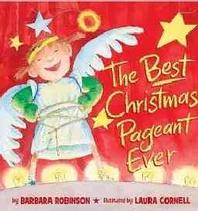 [해외]The Best Christmas Pageant Ever (Picture Book Edition)