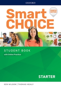 Smart Choice Starter Student Book (with Online Practice)