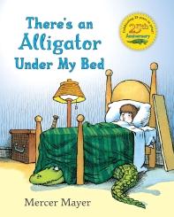 [해외]There's an Alligator Under My Bed