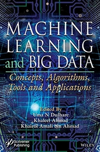 Machine Learning and Big Data