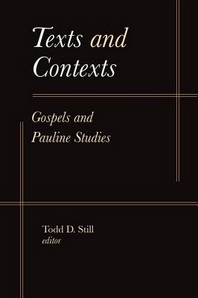 Texts and Contexts