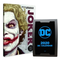 조커 + DC 캘린더 세트(2020년)(DC 그래픽 노블)
