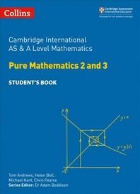 [해외]Cambridge International as and a Level Mathematics Pure Mathematics 2 and 3 Student Book