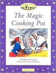 Magic Cooking Pot : Beginner 1, 100-word Vocabulary