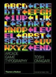 [해외]Arcade Game Typography