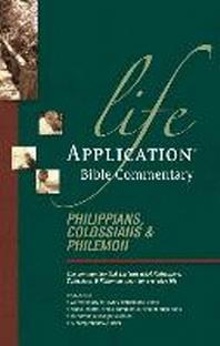 [해외]Philippians, Colossians, & Philemon (Paperback)