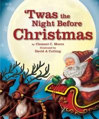 [해외]'Twas the Night Before Christmas (Board Books)