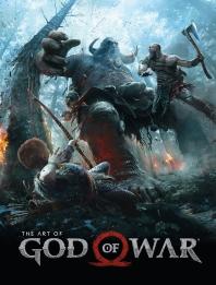 [보유]The Art of God of War