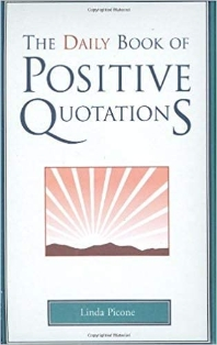 [해외]Daily Book of Positive Quotations (Hardcover)
