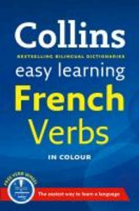 Collins Easy Learning French Verbs [With Verb Wheel]