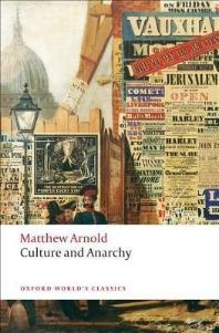 [해외]Culture and Anarchy