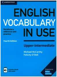 English Vocabulary in Use: Upper-Intermediate with eBook 1판