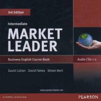 Market Leader: Intermediate Business English Course Book (2CD)