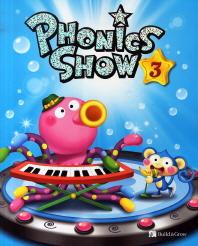 PHONICS SHOW. 3(CD2장포함)(CD2장포함)