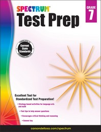 Spectrum Test Prep(Grade 7)