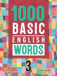 1000 Basic English Words 3<New Cover> (With QR Code)
