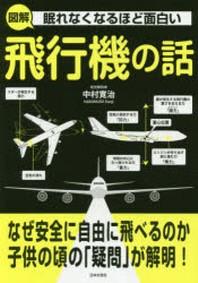 眠れなくなるほど面白い圖解飛行機の話