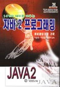 자바 2 프로그래밍(14개의 테마로 배우는)(CD 1장포함)